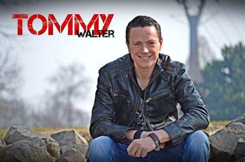 Tommy Walter in Kerkrade am Markt